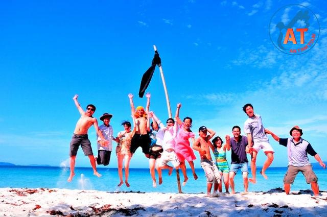 Tour Cô Tô - Thiên đường biển