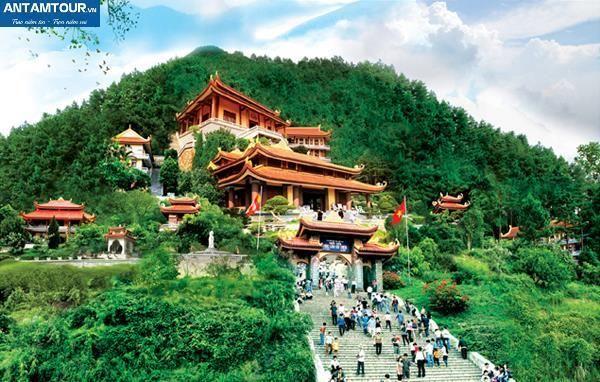 Tour Tây Thiên - Thiền Viện Trúc Lâm
